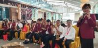 Mahasiswa Kun Shan University Ikuti Program Pembelajaran di Untar