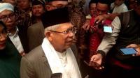 Ma'ruf Amin Bicara Islam Moderat hingga Tertolaknya Khilafah