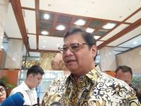 Airlangga Pasrahkan Jatah Menteri Golkar ke Jokowi