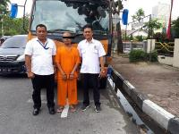 Sopir Truk Pembawa Kayu Selundupan dari Hutan Riau Ditangkap