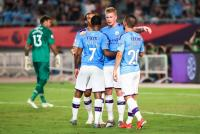 Hasil Hari Pertama Premier League Asia Trofi 2019