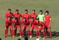 Timnas Indonesia U-19 Menang 2-1 atas Persibo Bojonegoro