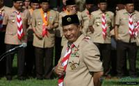 Buwas Berharap Jambore Pramuka di AS Tingkatkan Kemampuan Kontingen Indonesia