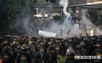 Polisi Limpahkan Ratusan Berkas Perkara Kerusuhan Bawaslu ke Kejati DKI