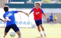 Atletico Telah Adukan Barcelona soal Pembelian Griezmann kepada RFEF