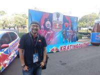Harapan Kratingdaeng untuk Sepakbola Indonesia