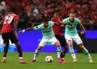 Kalah dari Man United, Inter Masih Harus Banyak Belajar