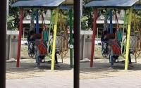 Taman Jadi Tempat Bermesraan Para Remaja Kembali Viral