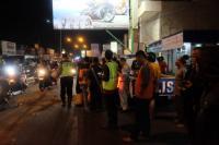 Pemotor Tewas Tertabrak Bus di Dekat <i>Flyover</i> Palur Karanganyar