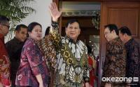 Makan Nasi Goreng Megawati, Prabowo: Saya Sampai Nambah