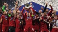 Liverpool Dominasi Daftar Nominasi Penghargaan Liga Champions 2018-2019
