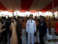 Anies Didaulat Jadi Inspektur Upacara HUT Ke-74 RI di Pulau Reklamasi