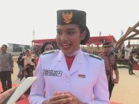 Cerita Zahra Jadi Paskibraka DKI Jakarta: Hanya Seumur Hidup Sekali, Saya Sangat Bangga!