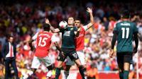 Skor 1-1 Akhiri Babak Pertama Laga Arsenal vs Burnley