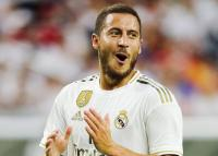 Cedera, Hazard Tunda Laga Perdananya Bersama Madrid di Liga Spanyol