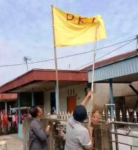 Pria Tua Pengibar Bendera PKI di Pontianak Diduga Gila