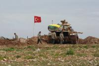 Serangan Udara Suriah ke Konvoi Militer Turki Menewaskan 3 Orang