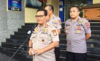 Penyebab Kebakaran Ruang Bawah Tanah Polda Metro Jaya Masih Diselidiki