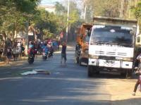 Megawati Tewas Kecelakaan di Bogor