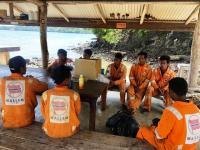 18 Hari Hanyut di Perairan Sulut, 9 Orang ABK Ditemukan Selamat