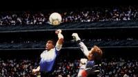 Camacho: Maradona Bisa Aktif hingga Kini jika Disiplin seperti Ronaldo dan Messi