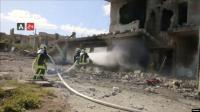 Serangan Udara Pasukan Pemerintah Hantam Rumah Sakit di Suriah
