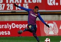 Malcom Tak Menyesal meski Dicampakkan Barcelona