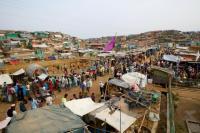 Pengungsi Rohingya Menolak Dipulangkan ke Myanmar