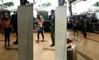 Pihak <i>Mall</i> Jelaskan Kronologi Viral Wanita Telanjang Dada