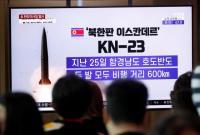 Korea Utara Luncurkan Rudal Jarak Pendek ke Laut Lepas