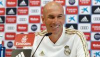 Zidane Ingatkan Madrid Tidak Jemawa saat Hadapi Valladolid