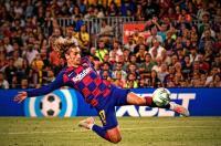 Griezmann Tiru Gaya Messi dan LeBron James saat Barcelona Kalahkan Betis