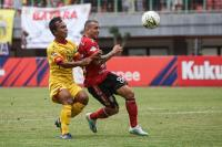 Bhayangkara FC vs Bali United Berakhir Tanpa Gol