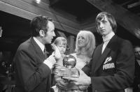 Johan Cruyff, Pesepakbola Pertama yang Raih 3 Trofi Ballon dOr