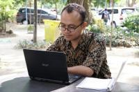 Fachruddin Ari Jadi Wisudawan Termuda ITS di Usia 19 Tahun