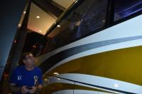 Bus Persib Bandung Dilempari, Dua Pemain Terluka
