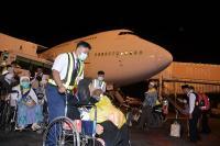Kabut Asap Tebal Membuat Jamaah Haji Asal Kalbar Mendarat di Bandara Soetta