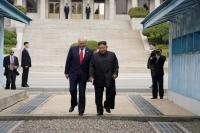 Kim Jong-un Undang Trump ke Pyongyang Melalui Surat Terbarunya
