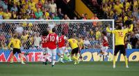 Arsenal Harus Puas Diimbangi Watford 2-2