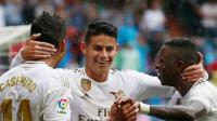 Zidane Terkesan dengan Kehadiran James Rodriguez di Madrid