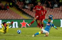 Kekalahan dari Napoli Buat Liverpool Juara Liga Champions