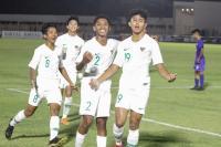 Bantai Filipina 4-0, Skuad Timnas Indonesia U-16 Sempat Grogi