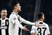 Catatan Impresif Cristiano Ronaldo ke Gawang Atletico, Bakal Berlanjut?