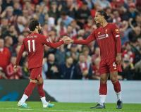 Ditekuk Napoli, Van Dijk Nilai Tak Ada yang Salah dengan Liverpool