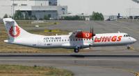 Dampak Kabut Asap, Wings Air Tak Bisa Mendarat di Bandara Silangit