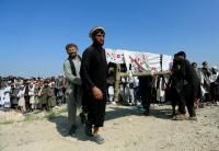 Serangan <i>Drone</i> AS Tewaskan 30 Pekerja Perkebunan Afghanistan