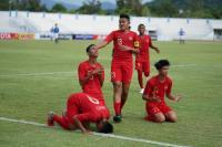 Timnas Indonesia U-16 Menang Delapan Gol Tanpa Balas atas Brunei Darussalam
