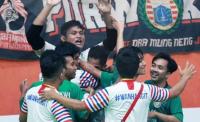 Sengit Kontra Bank Sumut, Kato Jeck Berau Maju ke Final Liga Futsal Nusantara 2019