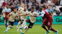 Man United Takluk 0-2 di Markas West Ham