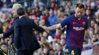 Masalah Teknis, Valverde Coret Rakitic di Laga Barcelona Selanjutnya